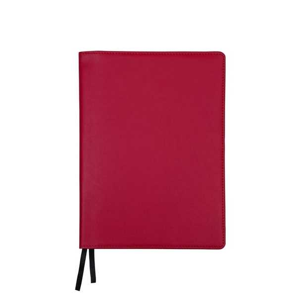 A6 NOTEBOOK & LEATHER JACKET-RED